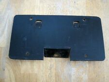 Genuine OEM  Land Rover 94~99 Discovery Front License Plate Bracket Mount Used