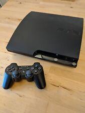 Sony PlayStation 3 Slimline 120GB Charcoal Black Slim (CECH-2004A) PS3 Konsole