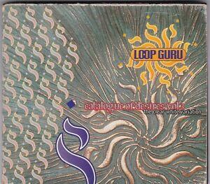 LOOP GURU - catalogue of desires vol. 3 CD