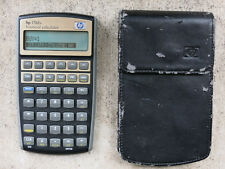 HP 17bII+ Business (Financial) Calculator with Case