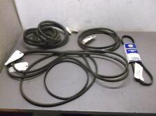 10 Assorted V-Belt Wedge Drive Belts