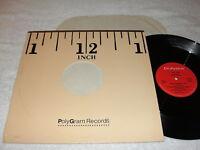 "Jeff Tyzik ""Sweet Surrender / My Hearts Desire"" 1985 Jazz, 12"" Single, Nice EX!"