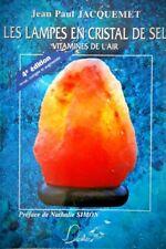 Les LAMPES en CRISTAL de SEL_Vitamines de l'Air_Zen_Ambiance_Lumière_Relaxation