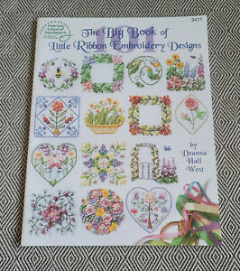 American School of Needlework THE BIG BOOK OF LITTLE RIBBON EMBROIDERY DESIGNS