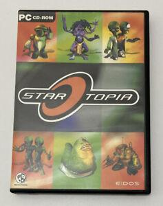 StarTopia - PC CD-Rom Game