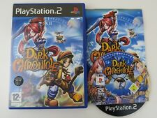 Dark Chronicle - Original Black Label Sony - Playstation 2 Ps2 Pal Complete