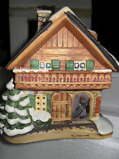 "Mi Hummel Hawthorne Village Porchlight Collection - ""Company's Coming"" #79283"