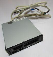 "INWIN CRI530 INTERNAL 3.5"" 10-1 CARD READER WITH USB FIREWIRE AUDIO - NEW PULL"