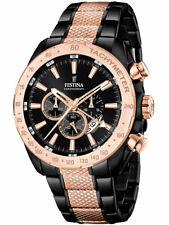 Festina F16888/1 Dual-Time Chronograph 44mm 10ATM