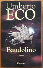 °  Baudolino par Umberto ECO - Ed. Grasset - 2002