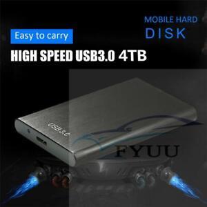 "4TB Portable USB 3.0 External Hard Drive Disks HDD 2.5"" For PC Laptop Desktop"