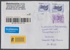 Ungarn 2009 Reco Brief nach Österreich