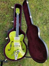 Gretsch G6120 Hot Rod Brian Setzer Antifreeze Sparkle Green Guitar