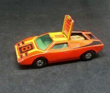 Matchbox 1973 Lesney Superfast no. 27 Lamborghini Countach Tan Engine