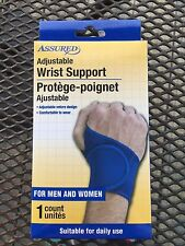 Adjustable Wrist Support Sewing Repetitive Motion Carpel Tunnel Sports Tendoniti