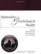 Spirituality and Psychological Health