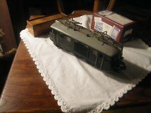 "HAG - Locomotive électrique 2-2-1 "" 11852 ""  en O"