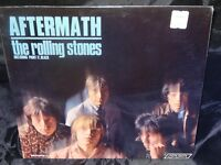 The Rolling Stones Aftermath SEALED USA 1ST PRESS 1966 MONO LP W/ NO BARCODE