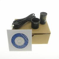 ToupCam USB Microscope Eyepiece 2.0MP Digital Camera Video 30mm Ring Adaptor