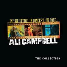 Ali Campbell - In The Studio, In Concert, On Tour. The Co (NEW CD+VINYL+DVD SET)