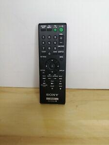 Sony RMT-D187A DVD Player Remote For DVP-NS710H DVPSR200P DVP-SR200P DVP-SR500H