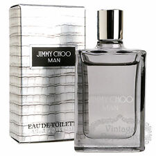 Mini Jimmy Choo Man Mens Perfumes Parfum Fragrance Cologne Eau De Toilette 4.5ml
