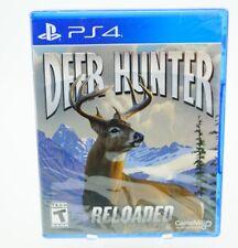 Deer Hunter Reloaded: Playstation 4 [Brand New] PS4