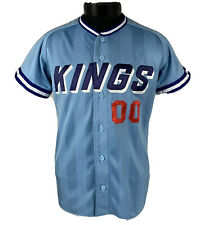 Vintage Japanese Baseball Jersey Kings Japan Professional Semi Pro Descente