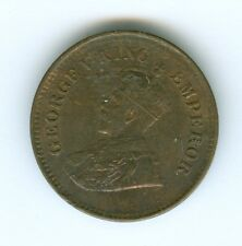 INDIA 1928 1/2 PICE--UNCIRCULATED