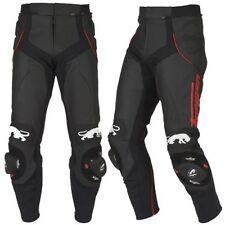 Pantalon en cuir pour motocyclette Taille 40