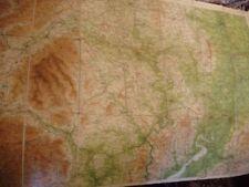 Antique European Maps & Atlases England 1920-1929 Date Range