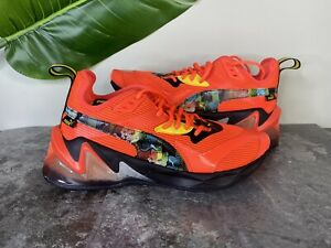 Puma Mens LQDCELL Origin Scary Cat Holographic 192950-03 Size 9