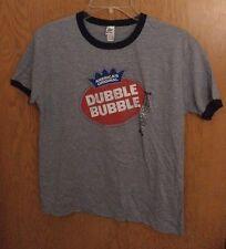 Steve & Barrys Juniors T-Shirt XL Dubble Bubble Chewing Gum Cap Sleeve Cute A5