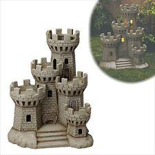 Disney Alice in Wonderland Garden Object Ornament Solar Light Castle Japan F/S
