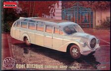 "RODEN 1/72 OPEL blitzbus Ludewig ""Aero"" (1937) #724"