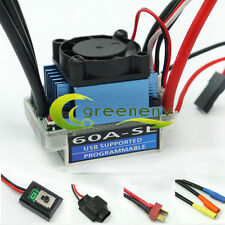 60A Sensorless Brushless ESC Speed Controller for 1/10 on-road / off-road RC car