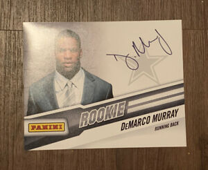"DeMarco Murray Autographed Picture - 8""x10"" - Rookie Dallas Cowboys"