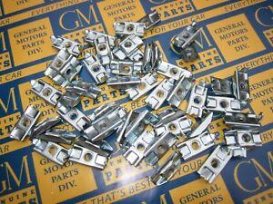 1931-1957 Buick Cadillac Chevrolet Oldsmobile Pontiac GM | Fender Bolt Cage Nuts