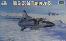 TRUMPETER® 02853 MiG-23M Flogger-B in 1:48