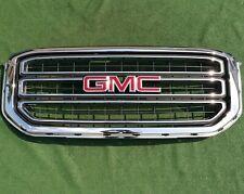 Factory Gmc Yukon Grille Grill Trim 2015 2017 2018 2019 Genuine Gm Oem 84145927 (Fits: Gmc)