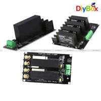 380V 8A 1 2 4 Channels Solid State Relay Board SSR Switch Controller Arduino