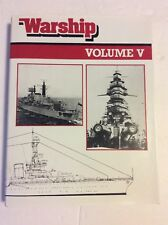 Warships Volume V 5 Conway Naval Institute Navy Reference Book