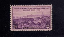 ESTADOS UNIDOS/USA 1935 MNH SC.773 California-Pacific Expo.
