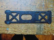 TREX 600 E PRO CARBON FIBRE LOWER FRAME BRACE