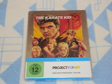 The Karate Kid - Project Pop Art - Exklusive Steelbook Edition [Blu-ray] NEU OVP