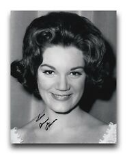 CONNIE FRANCIS HAND SIGNED 10X8 PHOTO.
