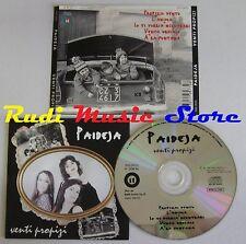 CD PAIDEJA VENTI PROPIZI 1994 IT DISCHI NO lp mc dvd vhs