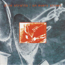 CD 12T DIRE STRAITS ON EVERY STREET DE 1991 REMASTERED 510 160-2