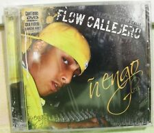 NENGO FLOW, FLOW CALLEJERO CD/DVD 2005, Don Omar, Baby Rasta, Voltio, Maestro..