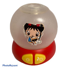 💛 Nickelodeon Ni Hao Kai-lan Night Light Image Projector Red Lantern Globe A9